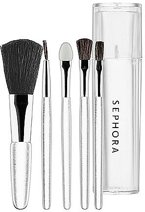 SEPHORA COLLECTION Mini Clear Brush Set