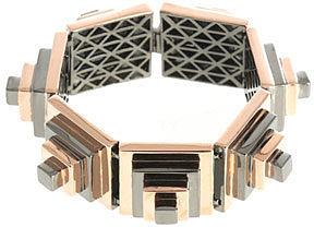 Eddie Borgo Block pyramid bracelet