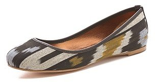Ikat shoes