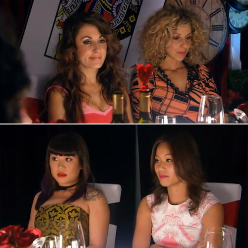 My Kitchen Rules 2013: Ashlee and Sophia vs. Angela & Melina