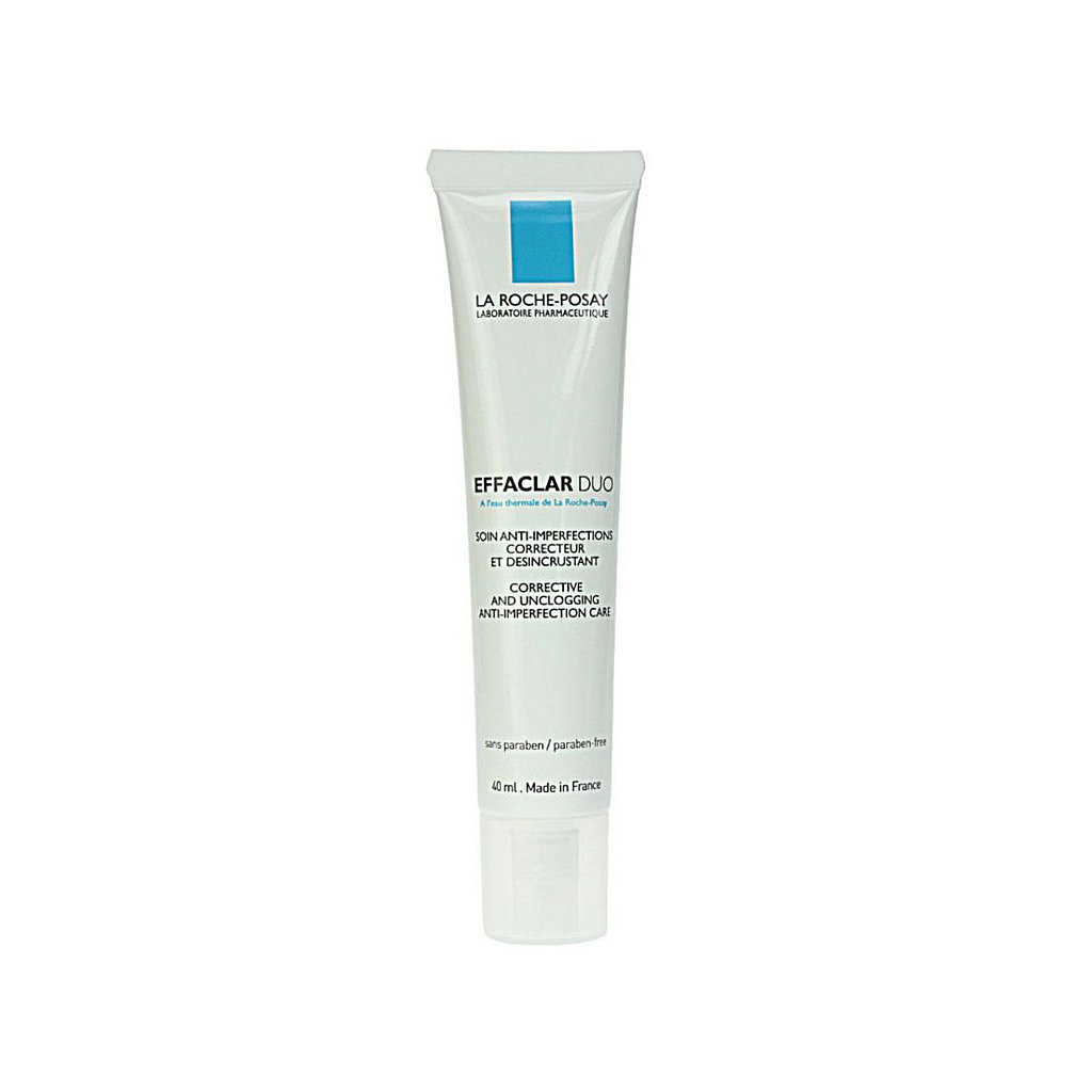 The clear, supple skin of Parisian women is within your reach with La Roche-Posay Effaclar Duo Dual Action Acne Treatment ($37). Regular use will have you seeing a noticeable reduction in pimples.