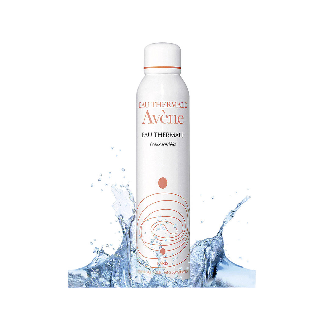 Ladies bum-rush drugstore counters to get their hands on Eau Thermale Avène Thermal Spring Water ($12). It's a soothing toner that's gotten a reputation for working wonders on sensitive skin.