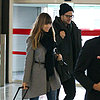 Justin Timberlake and Jessica Biel Travel Out of Paris
