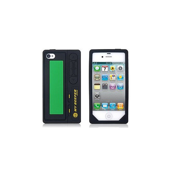 You don't have to send messages in code anymore (major points if you remember what 411 means) but you can still reflect on the good ol' days with this Beeper iPhone Case ($6).
