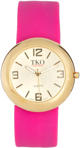 TKO Rubber Watch Strap