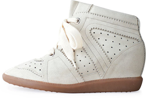 Isabel Marant / Bobby Low-Top Sneaker