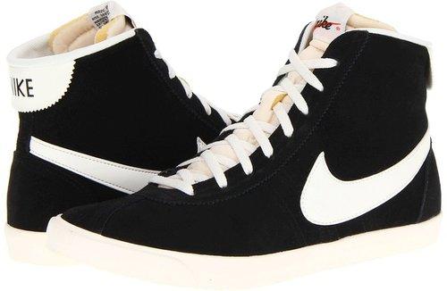 Nike - Bruin Lite Mid (Black/Sail) - Footwear