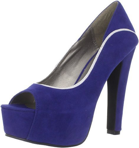 Michael Antonio Women's Keona Open-Toe Pump