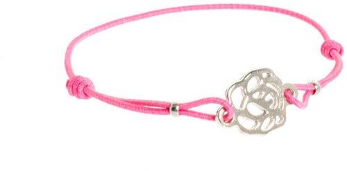 Johnny Loves Rosie Elastic Rose Bracelet