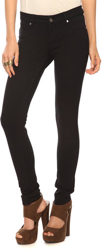 FOREVER 21 Stretch Slim Pants
