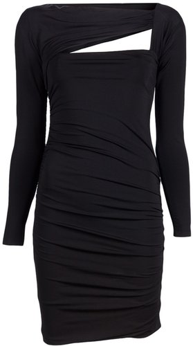 Pierre Balmain cut-out dress