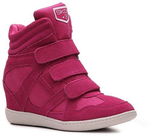 Skch+3 48094 Wedge Sneaker
