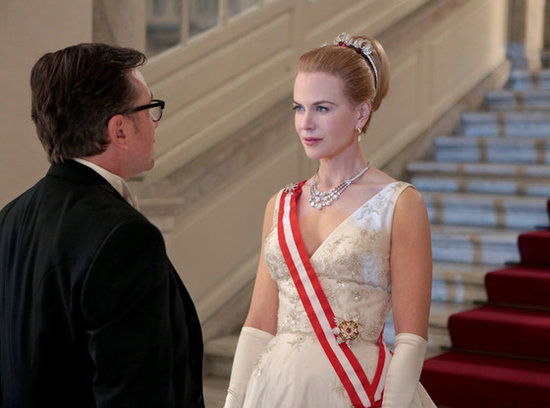 First Official Look at Nicole Kidman as Grace of Monaco