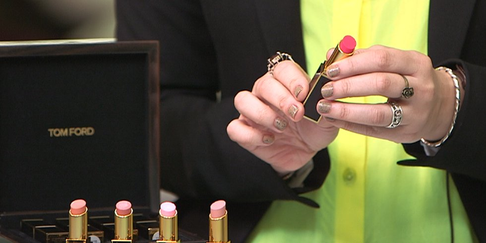 Tom Ford Gives Us the Ultimate Spring Lipstick Collection: Watch It Now