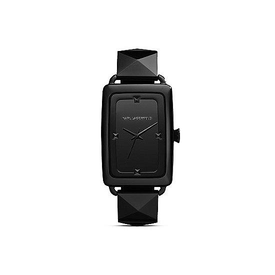 Karl Lagerfeld Karl Kourbe Watch ($195).
