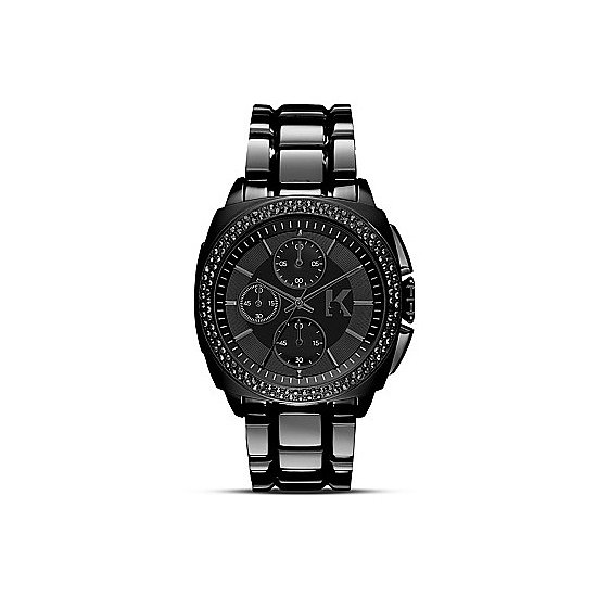 Karl Lagerfeld Karl Keeper Watch ($375).