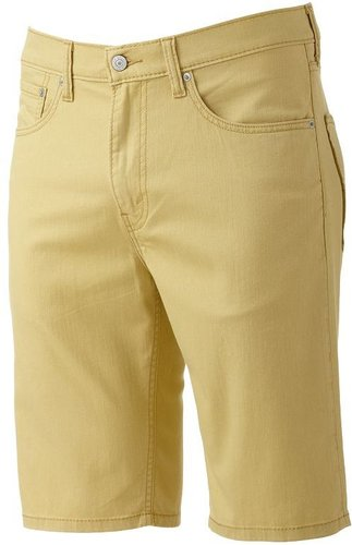 Levi&#039;s 508 regular taper shorts - men