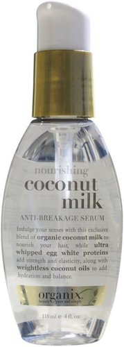 Organix Nourishing Coconut Milk Anti-Breakage Serum