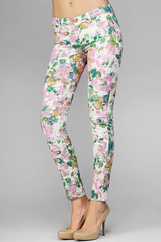 The Skinny Second Skin Legging in Kauai Floral