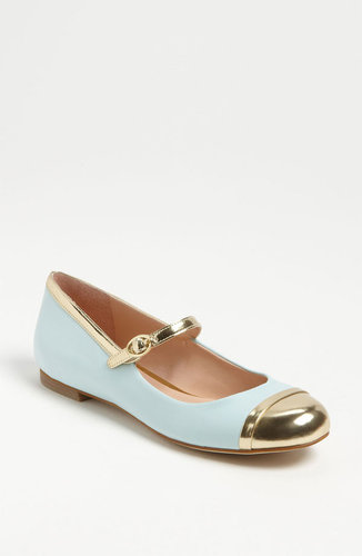 Sole Society Mary Jane Ballet Flat