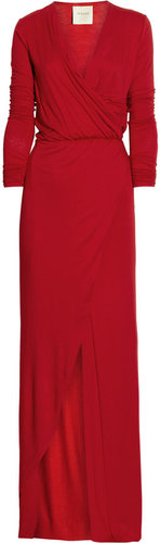 Emily B&#039;s Red Maxi Dress