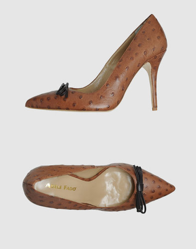 ADELE FADO Closed-toe slip-ons