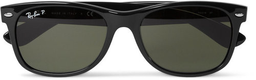 Ray-Ban New Wayfarer Acetate Sunglasses
