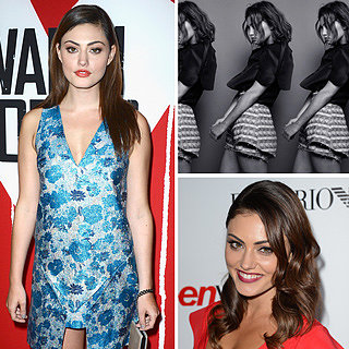 Celebrity Interview: Phoebe Tonkin Style & Workout Secrets