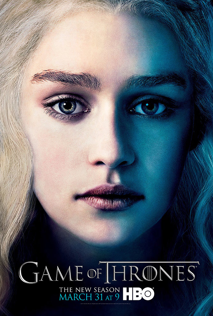 See New Game of Thrones Season 3 Character Posters
