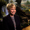 Michelle Williams Interview About The Wizard of Oz
