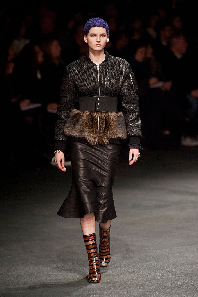 Givenchy Fall 2013 Runway