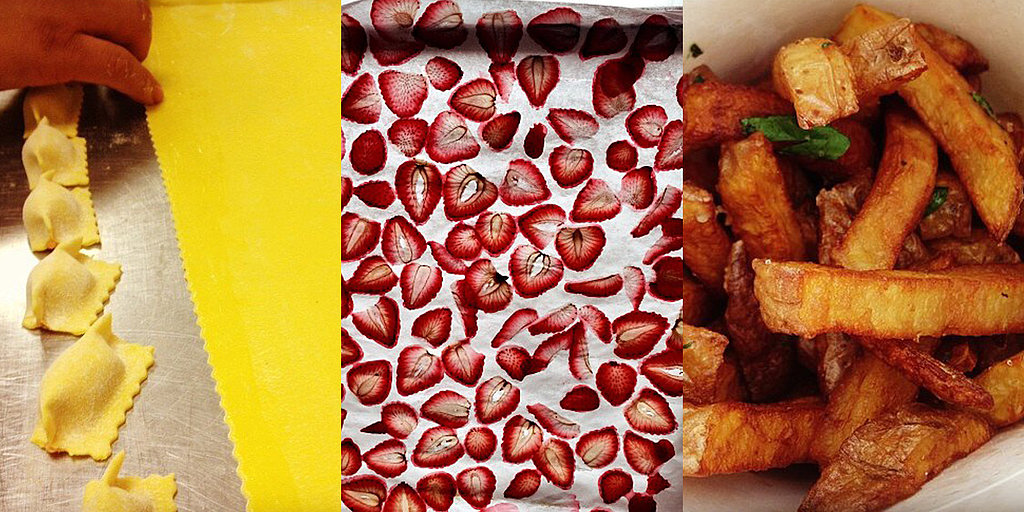12 Social Snaps From Celebrity Chefs This Week