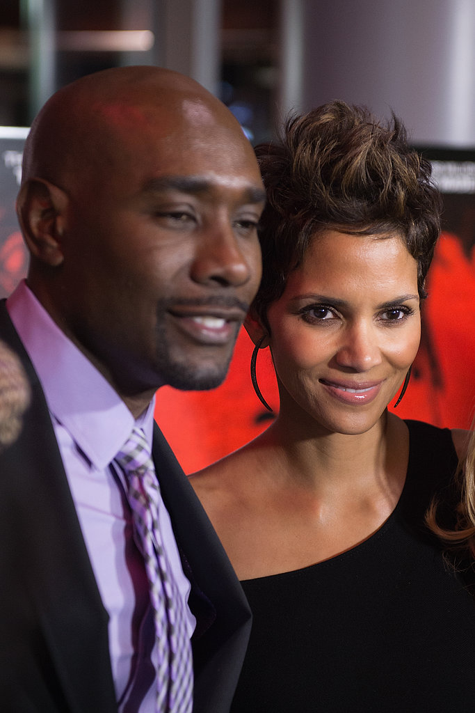 Halle Berry Chooses a Sexy LBD For a Chicago Premiere