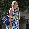 Pregnant Busy Philipps Having Lunch in LA | Pictures