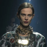 Lanvin Fall 2013 Runway (Video)