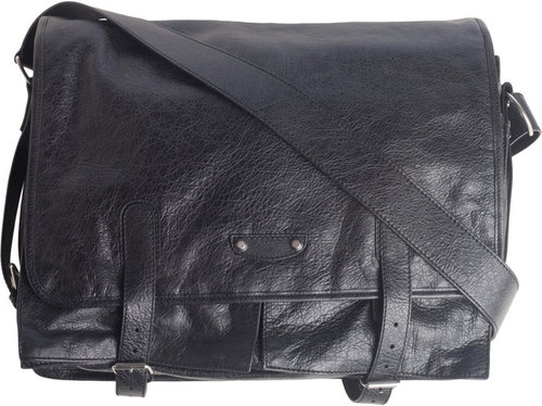 Balenciaga Arena Army Messenger Bag