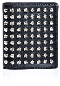 Christian Louboutin Paros spiked wallet