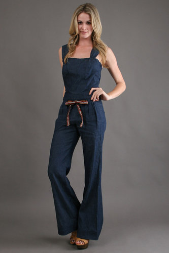 Vava by Joy Han Debbie Jumpsuit in Denim
