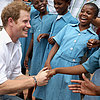 Prince Harry in Lesotho, Africa | Pictures