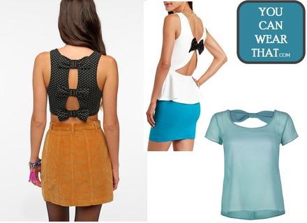 Urban Outfitters, Charlotte Russe, Full Tilt