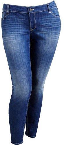 Women's Plus The Rockstar Skinny Jeans