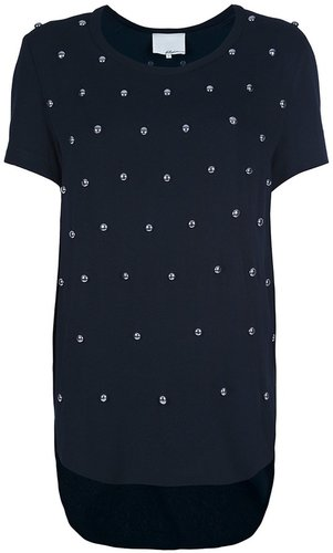 3.1 Phillip Lim Studded tunic top
