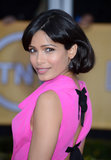 Freida Pinto at the Screen Actors Guild Awards