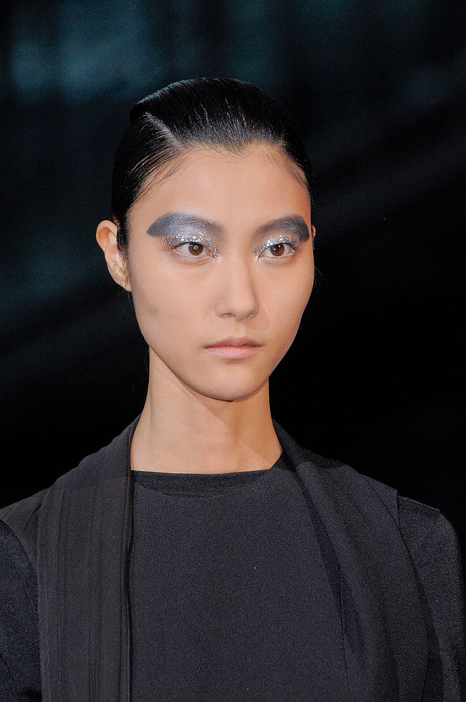 The Makeup at John Galliano, Paris