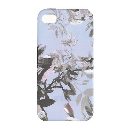 J.Crew's Bright Hydrangea Case for iPhone 4 ($25) features beautiful springtime pastels.