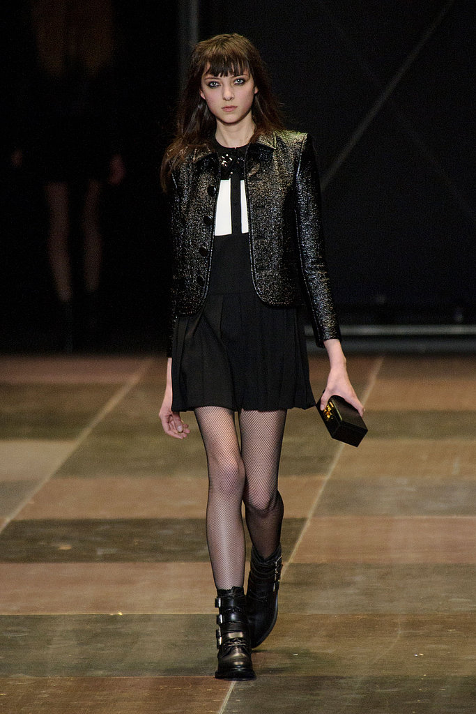Saint Laurent Fall 2013