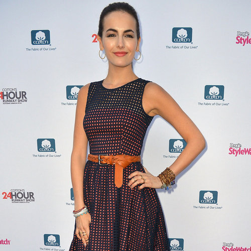 Camilla Belle Fashion Interview Spring 2013
