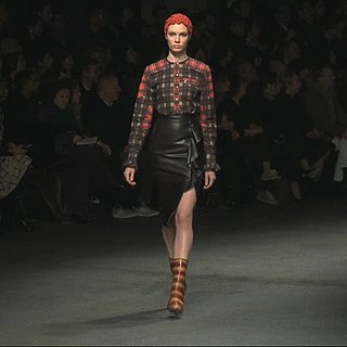 Givenchy Fall 2013 Runway (Video)