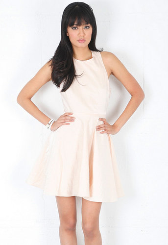 Rosalia Dress in Peach Wash - by Elizabeth and James