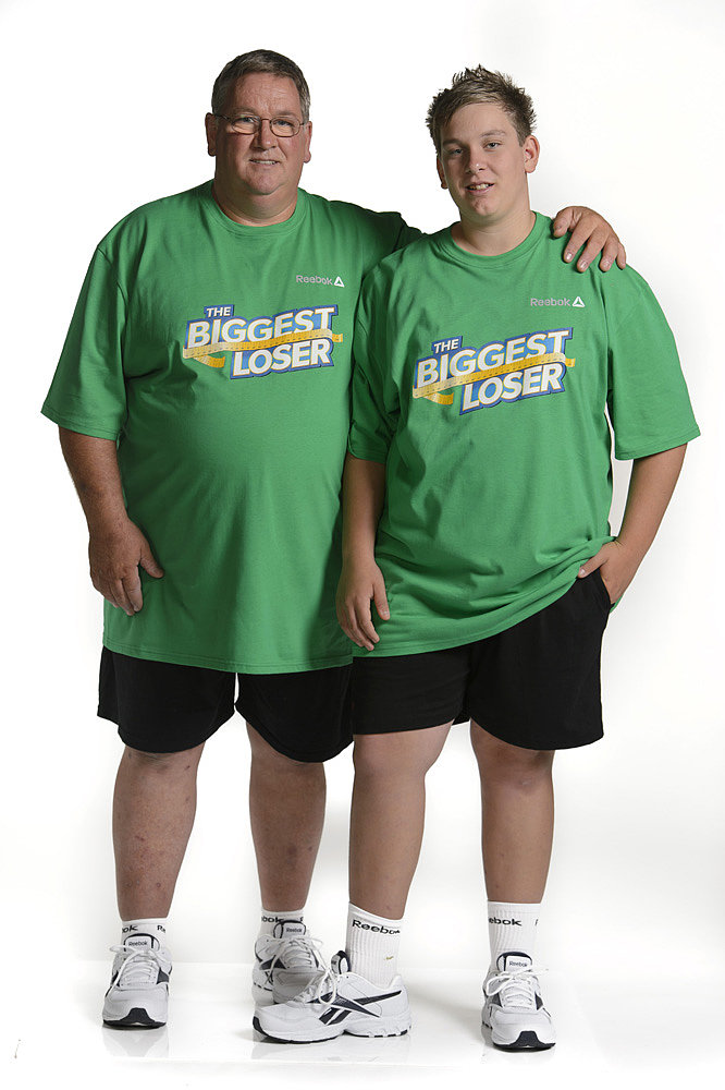 Gerald and Todd (Green Team)